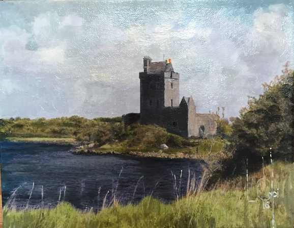 Sorry, a visual representation of Lee Colpi's work entitled, Dunguaire Castle Keep failed to load.  Please try again later or contact Lee Colpi for more information about this work.