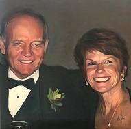 larger image of the work, Bob and Jo Ann