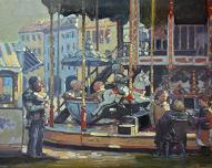 larger image of the work, Carousel