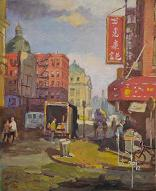 larger image of the work, Chinatown