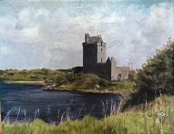 larger image of the work, Dunguaire Castle Keep