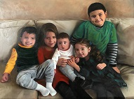 larger image of the work, The Grandkids