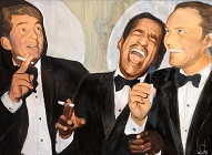 larger image of the work, The Rat Pack