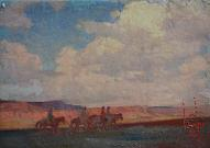 larger image of the work, Southwestern Morning
