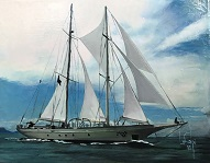 larger image of the work, The Argo