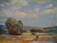 larger image of the work, The Meadow